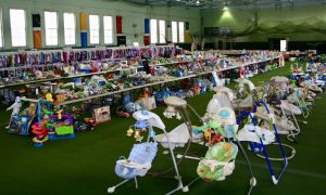 Kids' Exchange Consignment Sale @ Chase Sports Complex | South Glens Falls | New York | United States