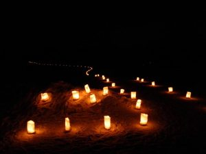 Candlelight Ski and Snowshoe @ Saratoga Spa State Park Polaris Pavilion | Saratoga Springs | New York | United States