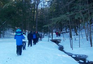 Nature Hike/Snowshoe @ Saratoga Spa State Park Creekside Classroom | Saratoga Springs | New York | United States