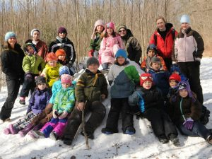 Winter Wilderness Adventure & Storytelling Camp [Ages 6-8] @ Ndakinna Educational Center | Greenfield Center | New York | United States