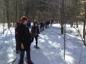 Teen Winter Wilderness Adventure Camp @ Ndakinna Educational Center | Greenfield Center | New York | United States