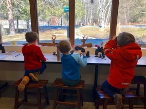 Library Goes to Town @ Kids Creekside Classroom | Saratoga Springs | New York | United States