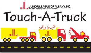 Junior League of Albany - Touch-A-Truck @ SUNY Albany, Gold State Parking Lot | Albany | New York | United States
