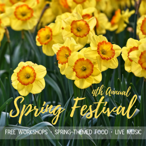 4th Annual Spring Festival @ Saratoga Farmers' Market | Saratoga Springs | New York | United States