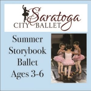 Storybook Ballet: Nutcracker in August! @ Saratoga City Ballet | Saratoga Springs | New York | United States
