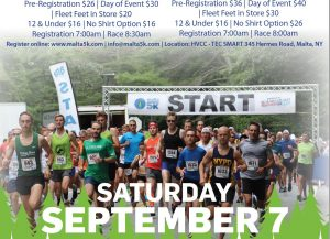 Malta 5K @ Saratoga Technology and Energy Park | Ballston Spa | New York | United States