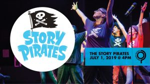 The Story Pirates @ Maple Avenue Middle School | Saratoga Springs | New York | United States
