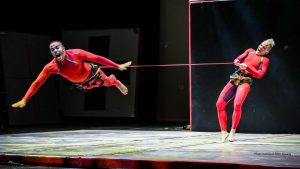 Streb Extreme Action Company @ Tang Teaching Museum | Saratoga Springs | New York | United States
