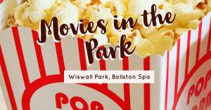 Outdoor Movies in Wiswall Park @ Wiswall Park | Ballston Spa | New York | United States