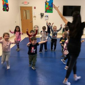 Movement Story Dance @ Creative Dance Arts | Round Lake | New York | United States