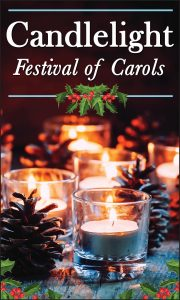 Candlelight Festival of Carols ~ Burnt Hills Oratorio Society @ Church of the Immaculate Conception